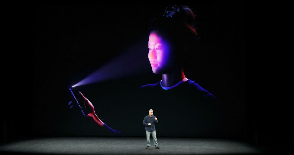 فناوری تشخیص چهره آیفون X