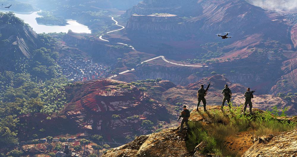 نسخه رایگان بازی Ghost Recon: Wildlands را از دست ندهید