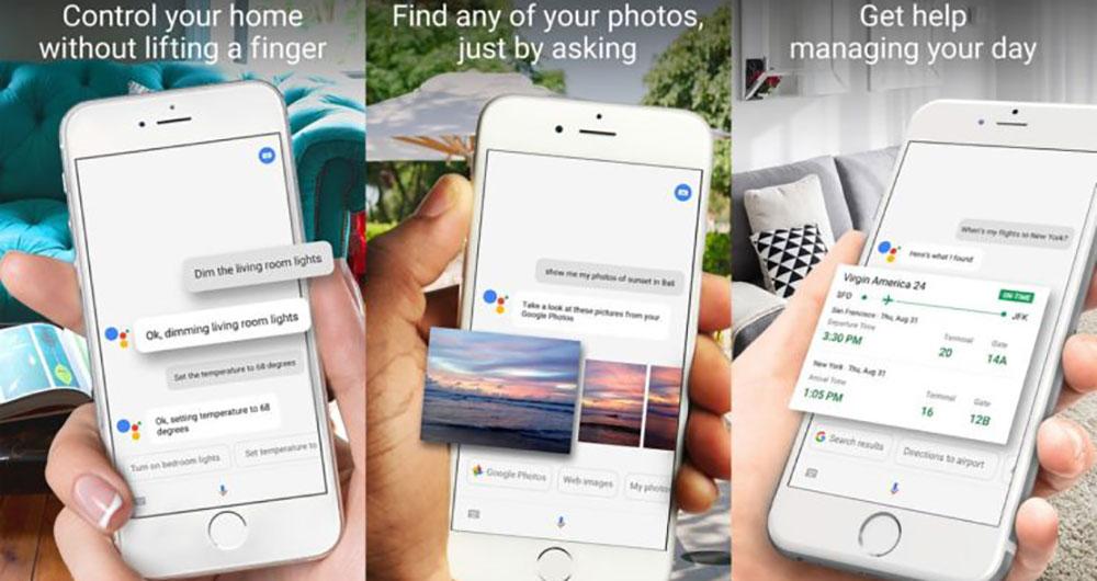 ادغام دستیار مجازی گوگل با سرویس اپل موزیک در آیفون