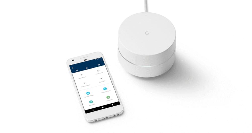 روتر Google Wifi بهترین گزینه برای خانه های بزرگ