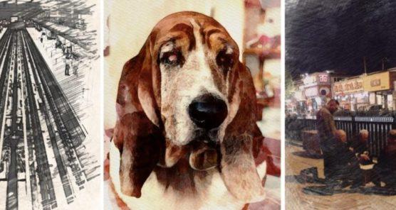 با اپلیکیشن Portra عکس های خود را به آثار هنری جذاب تبدیل کنید!