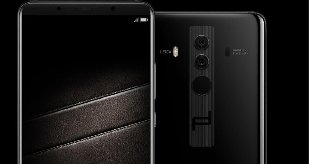 تماشا کنید؛ گوشی Huawei Mate 10 Porsche دارای تراشه کایرین ۹۷۰ و ظرفیت داخلی ۲۵۶ گیگابایت است