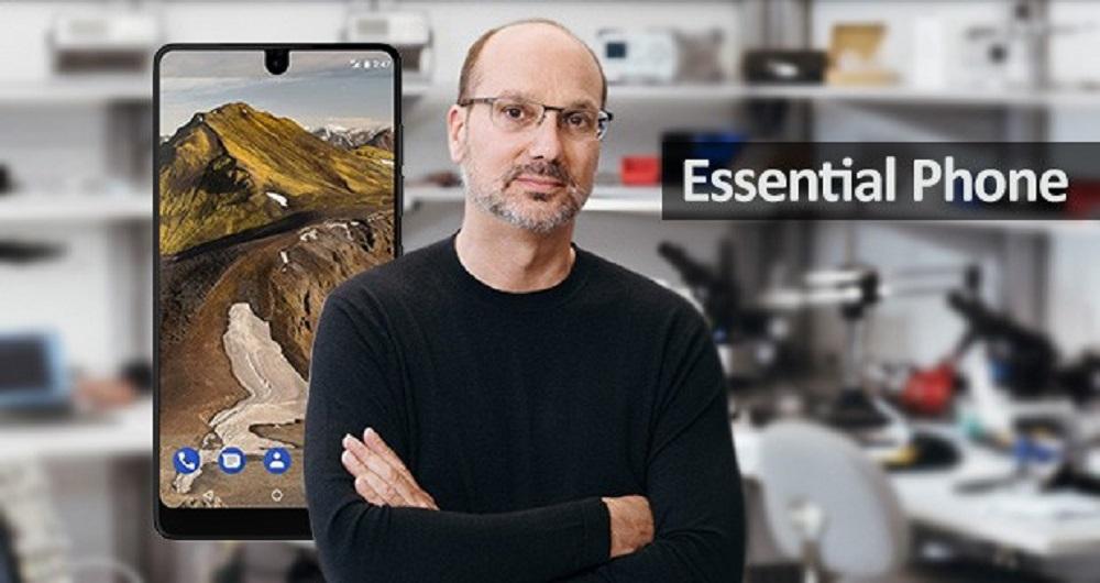 تکنولوژی بی سیم گوشی Essential Phone