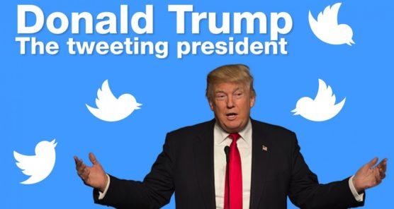 دونالد ترامپ: بدون توییتر رئیس جمهور نمی شدم!