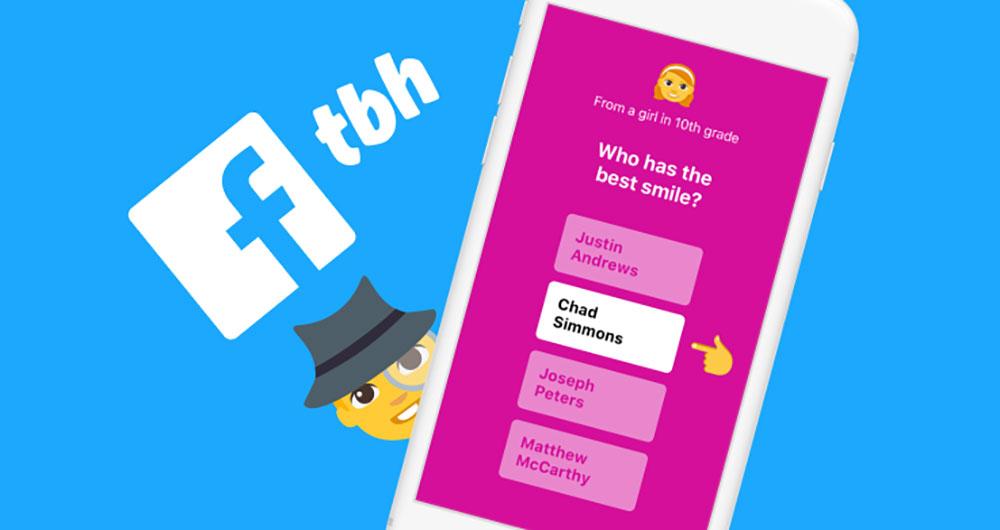 فیس بوک اپلیکیشن محبوب tbh را میخرد