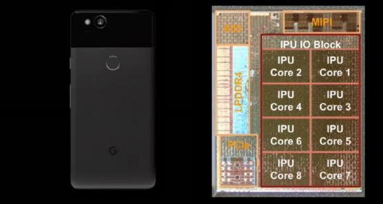 تراشه هوشمند گوگل هر ثانیه ۳ تریلیون عملیات را انجام میدهد!