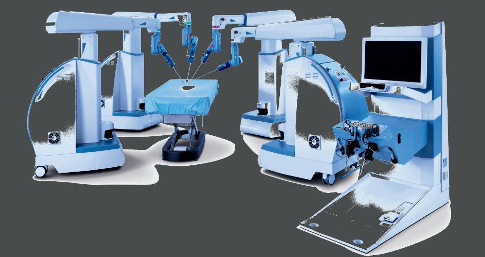 این ربات با فناوری ردیابی چشم یک دستیار تمام عیار در اعمال جراحی است