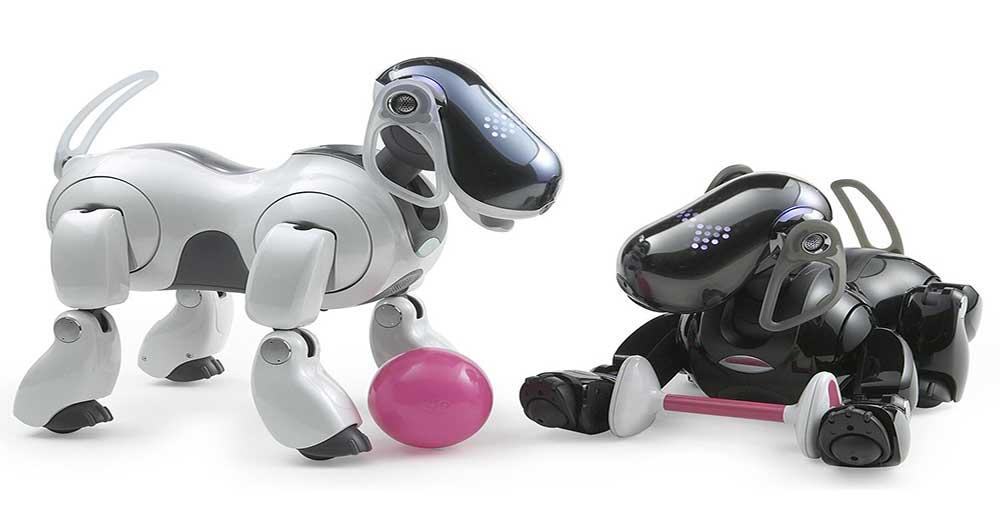 ربات Aibo سونی