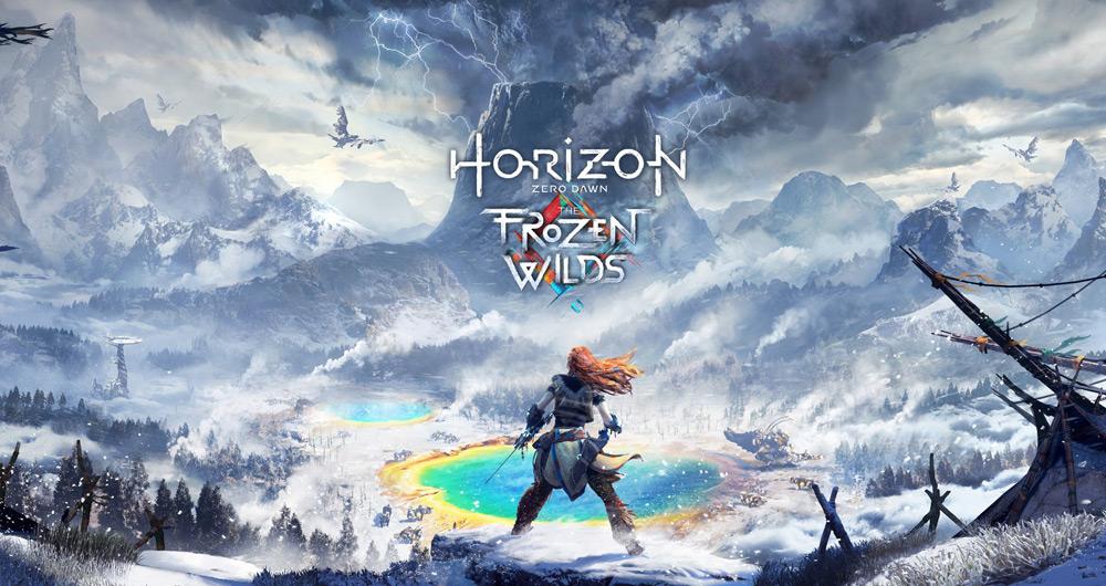 بسته الحاقی بازی Horizon Zero Dawn