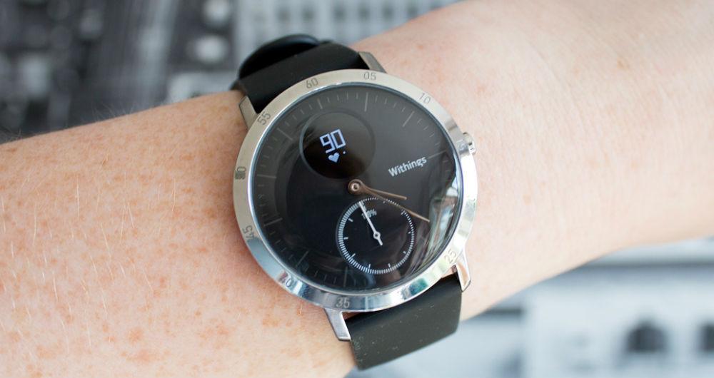 ساعت هوشمند Nokia Steel