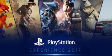 نمایشگاه PlayStation Experience 2017