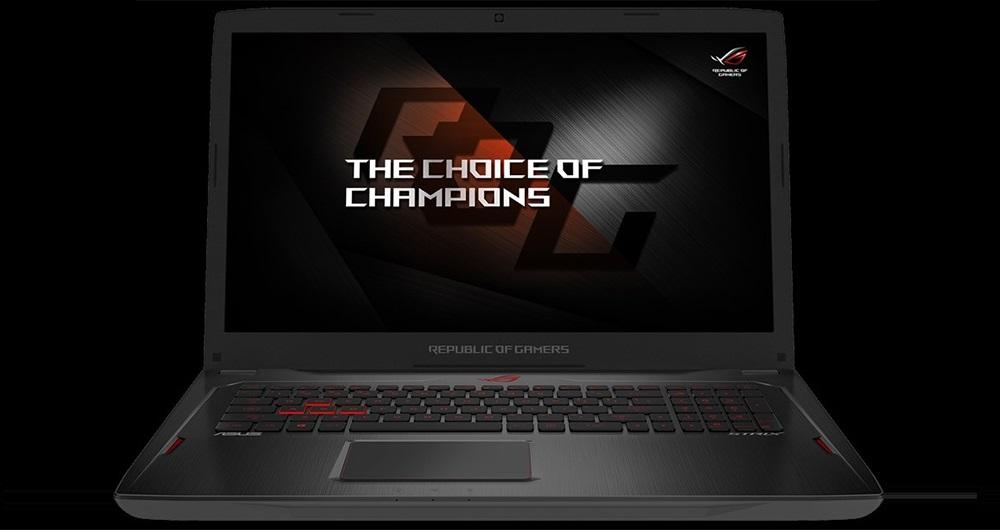 لپ تاپ ROG Strix GL702ZC