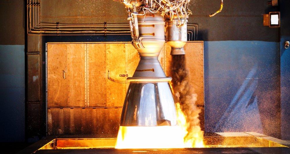 موشک جدید SpaceX