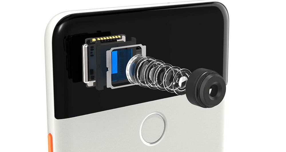 واکنش عجیب دوربین گوشی پیکسل 2 نسبت به نور الایدی!