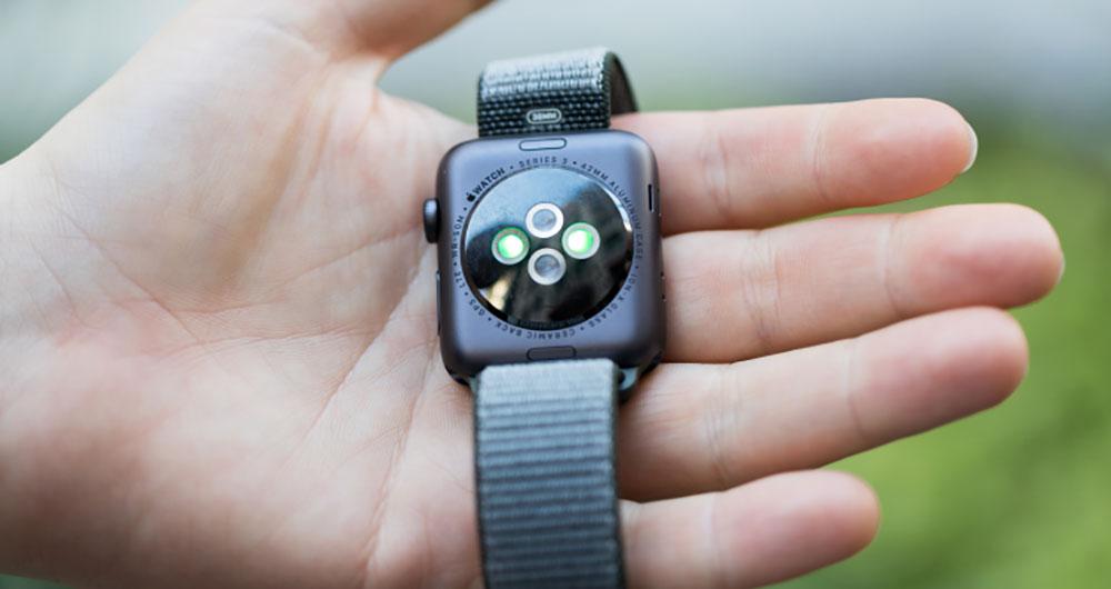 ساعت اپل فشار خون و مشکلات تنفسی را تشخیص میدهد