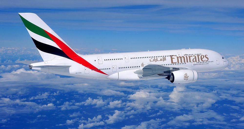هواپیمایی امارات