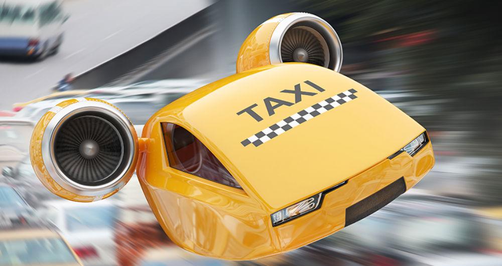 تاکسی هوایی