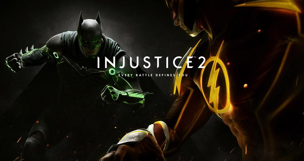 تاریخ انتشار نسخه پی سی بازی Injustice 2