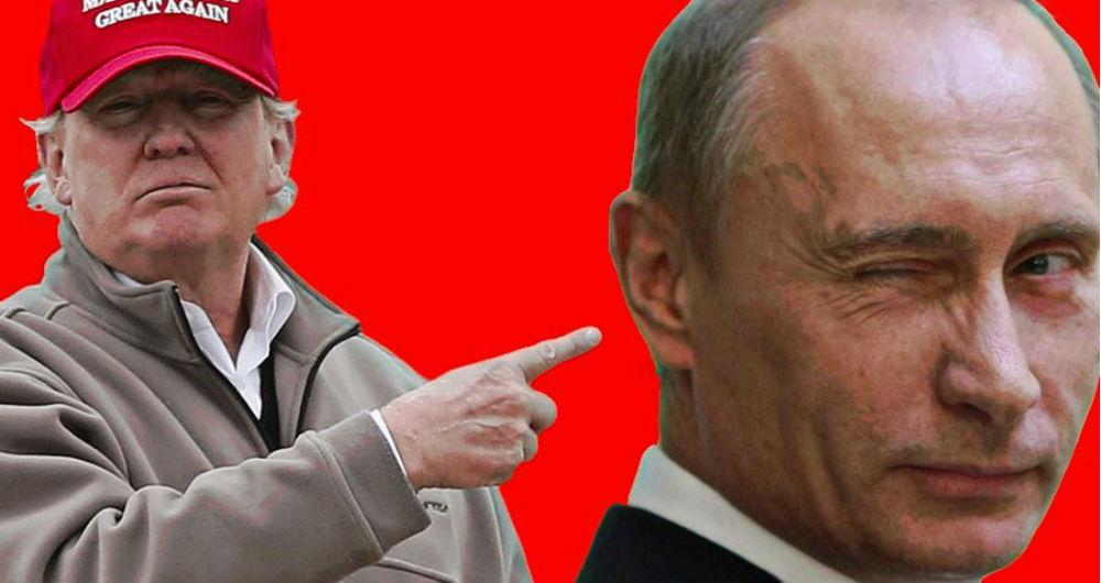 نقش روسیه در انتخابات ریاست جمهوری آمریکا
