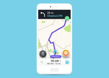 ممنوعیت Waze در ایران