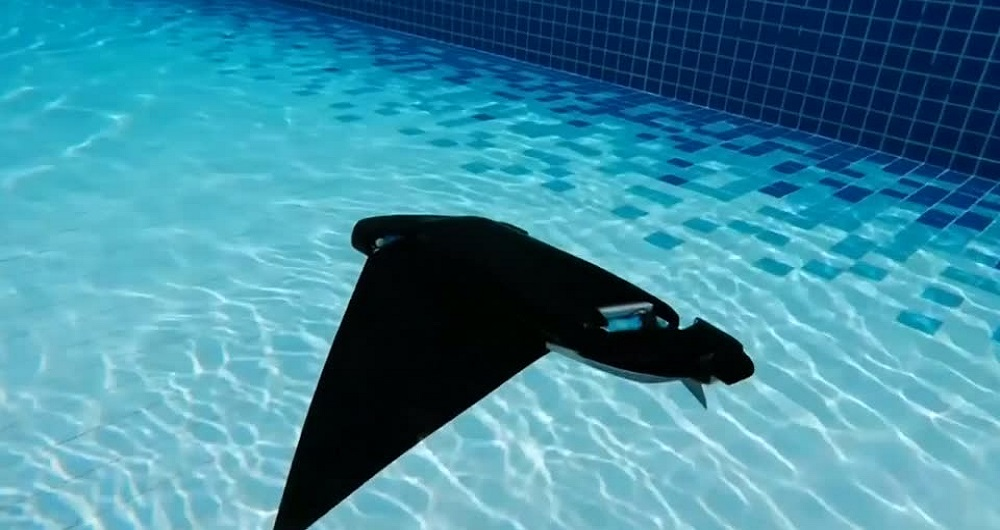 ربات زیردریایی