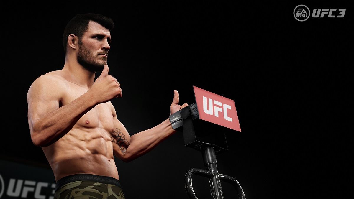 نسخه بتای بازی EA Sports UFC 3