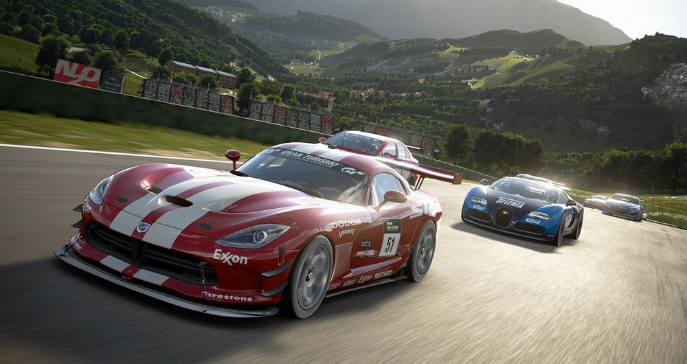بروز رسانی جدید بازی Gran Turismo Sport