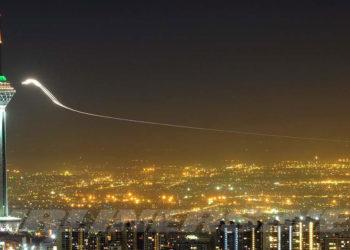 نقشه اماکن امن تهران