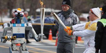 مشعل المپیک زمستانی