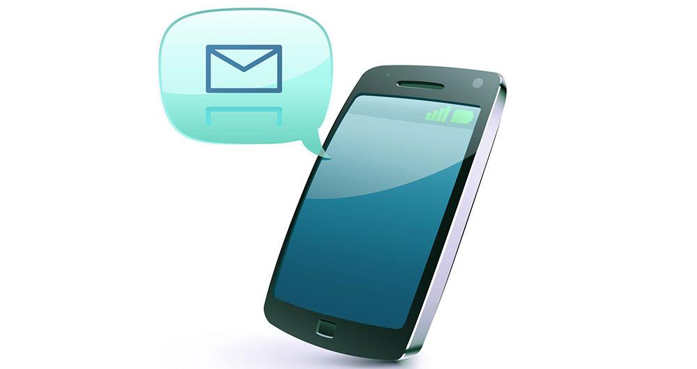 اطلاع رسانی در مواقع بحرانی از طریق پیام کوتاه