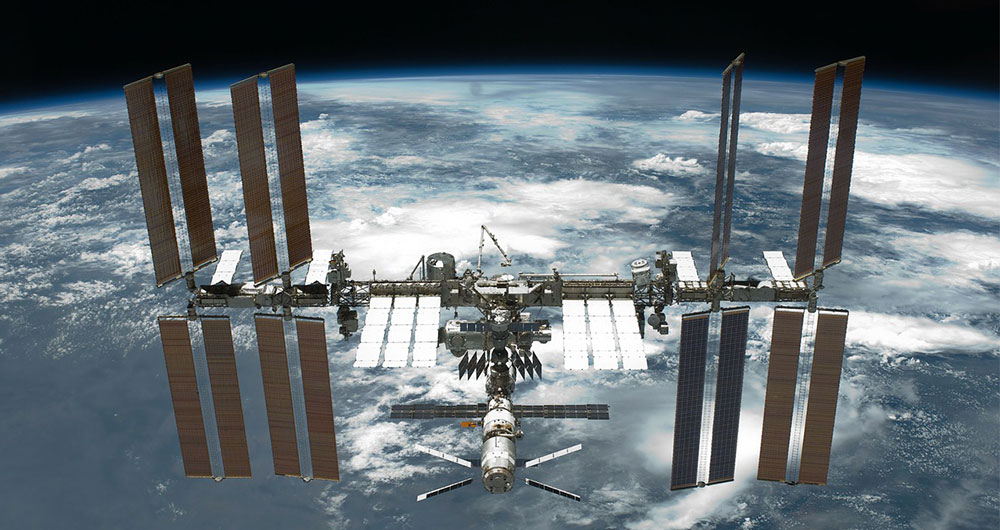 هتل مجلل در ایستگاه فضایی