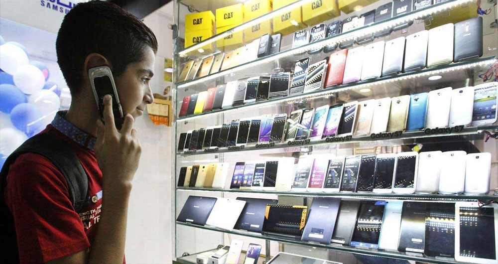 گارانتی گوشی موبایل