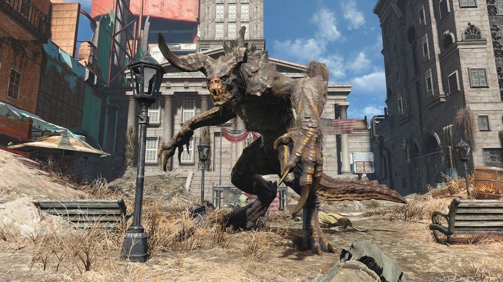 نسخه رایگان بازی Fallout 4
