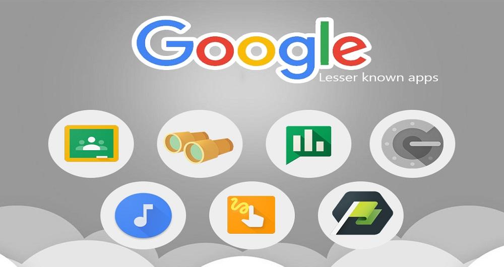 اپلیکیشن اختصاصی گوگل