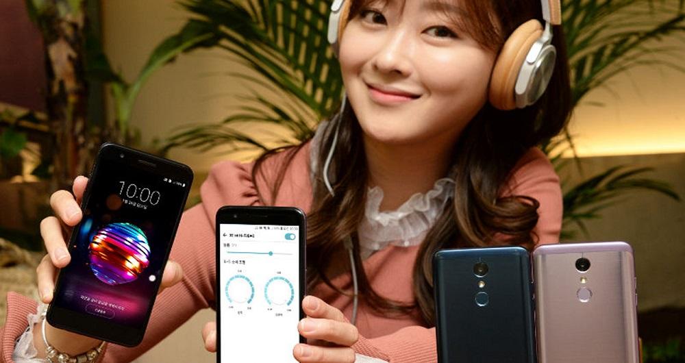 گوشی ال جی X4 پلاس