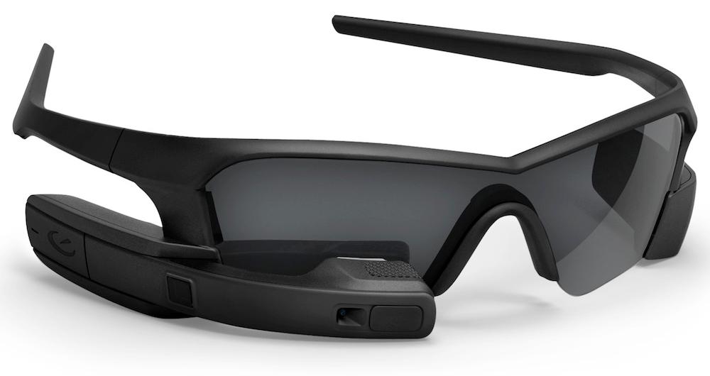 عینک واقعیت افزوده مجهز به دستیار صوتی الکسا