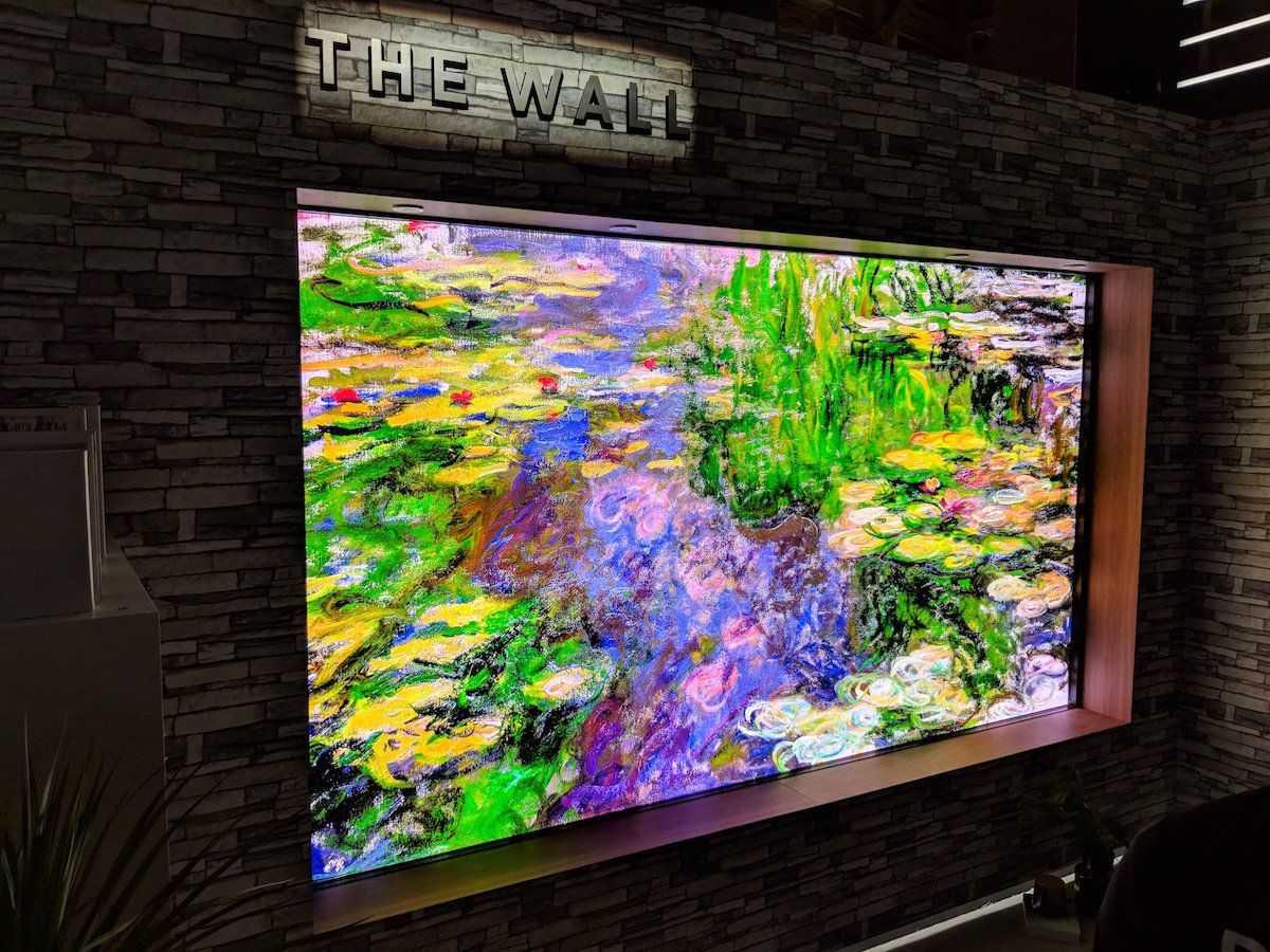 تلویزیونThe Wall