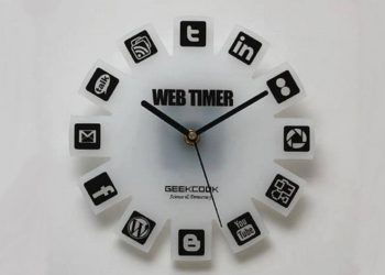 افزونه web timer کروم