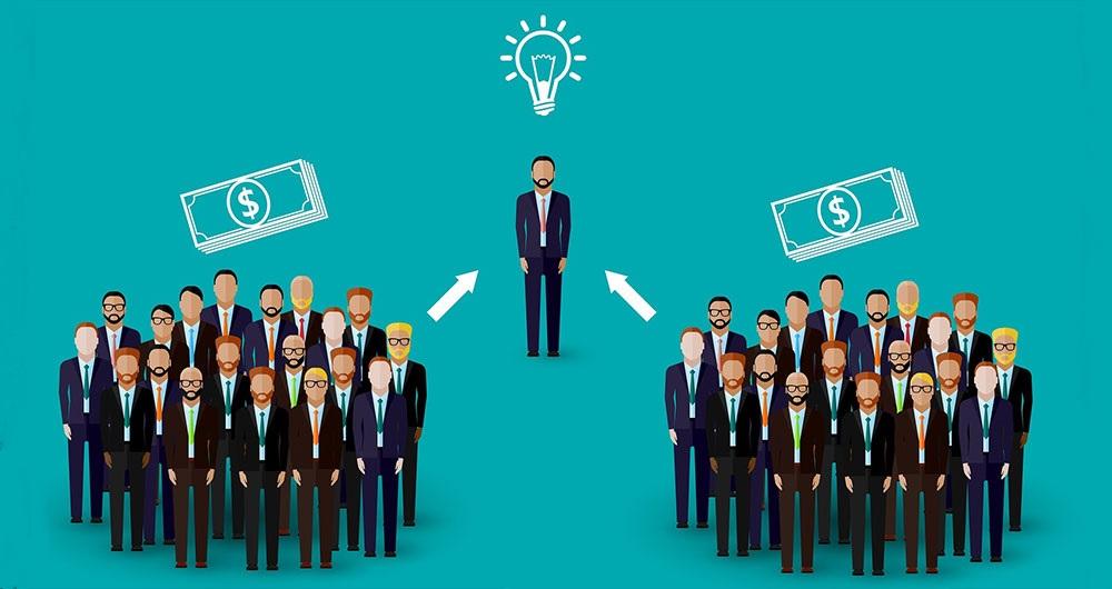 با انواع سرمایه گذاری جمعی آشنا شوید