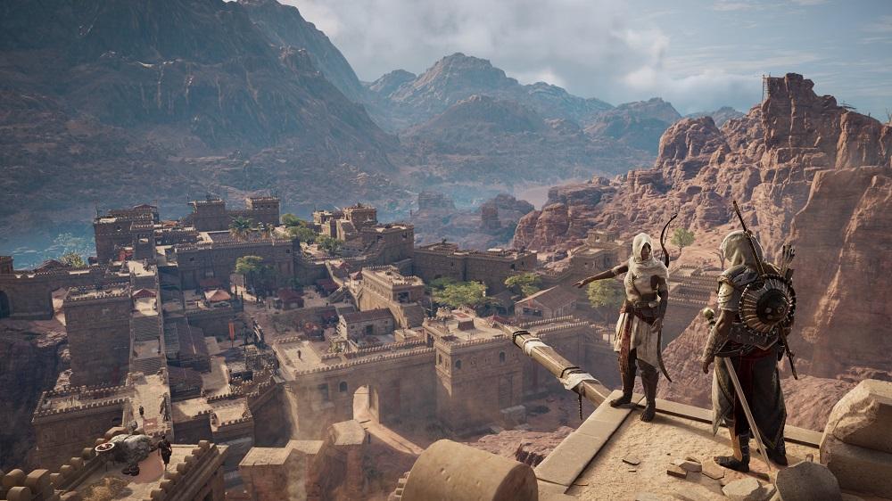 تاریخ انتشار بسته های الحاقی بازی Assassin's Creed: Origins مشخص شد