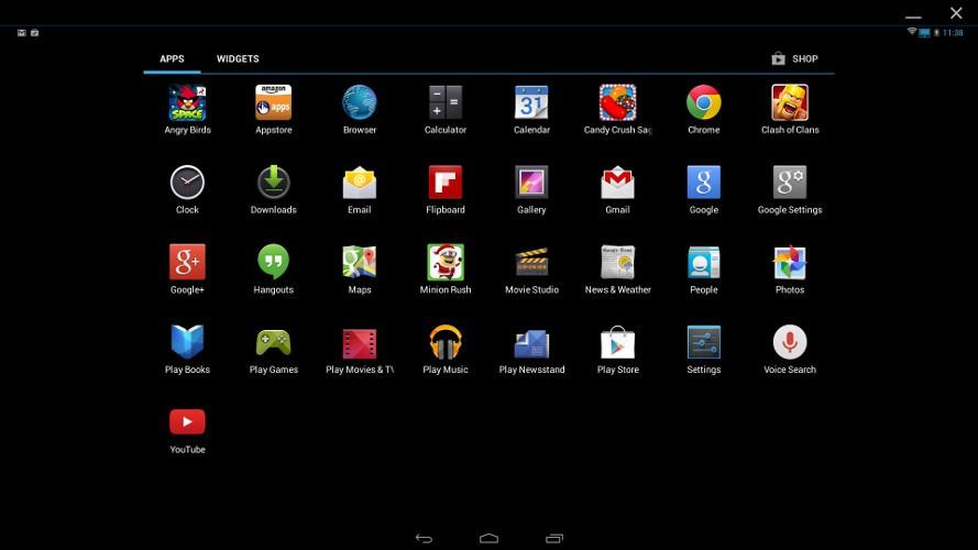 نصب اپلیکیشن اندروید روی ویندوز