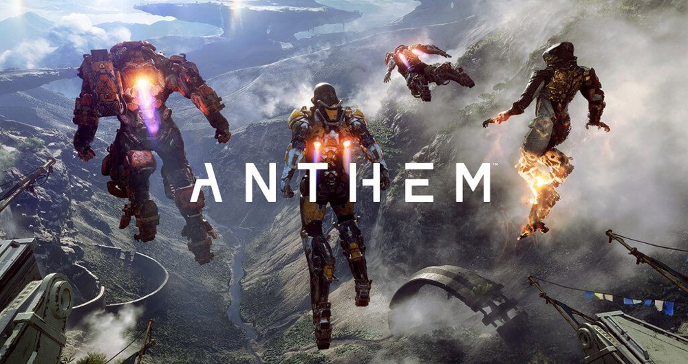 تاریخ انتشار بازی Anthem