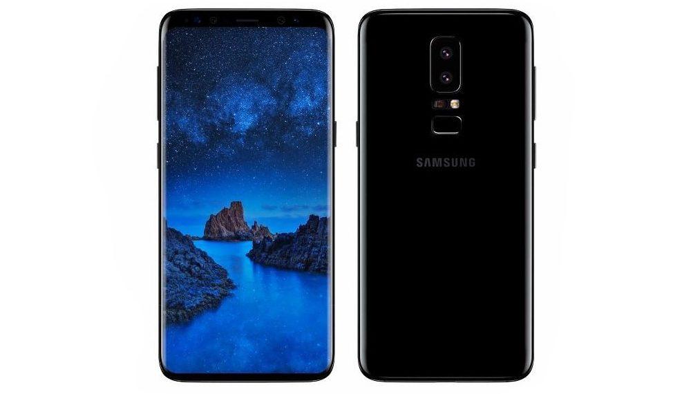 طراحی شیشه ای گلکسی S9 و گلکسی S9 پلاس