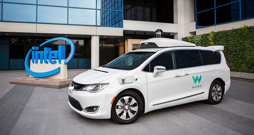 همکاری اینتل و وایمو برای ساخت ماشین های خودران هوشمند