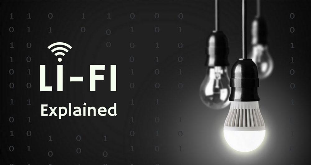 لای فای 100 برابر سریع تر از وای فای است/ اینترنت اشیاء در آستانه انقلاب