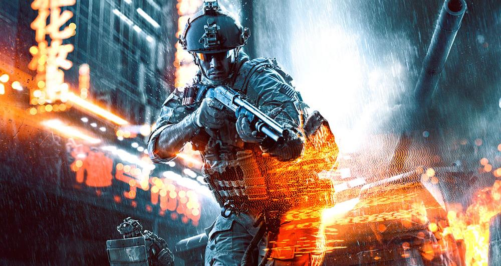 نسخه جدید بازی Battlefield