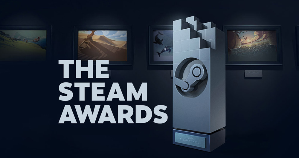 برندگان Steam Awards 2017