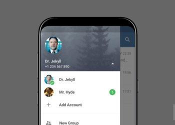 چند اکانت تلگرام