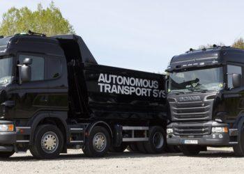کامیون های بدون سرنشین