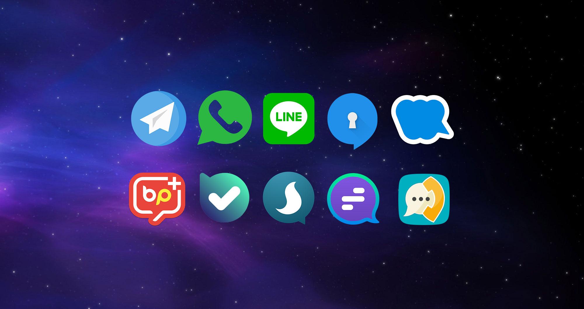 بهترین جایگزین تلگرام